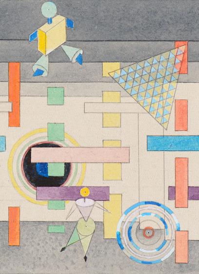 Bauhaus100. Absztrakt Revü