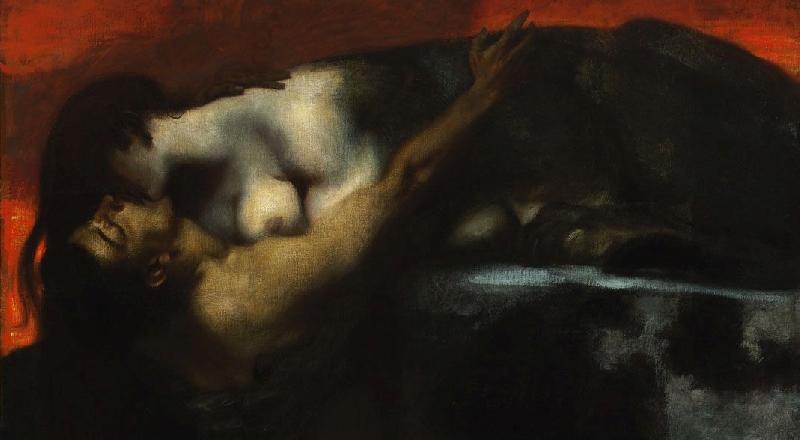 Franz von Stuck1895Oil on canvas160x144.8 cm
