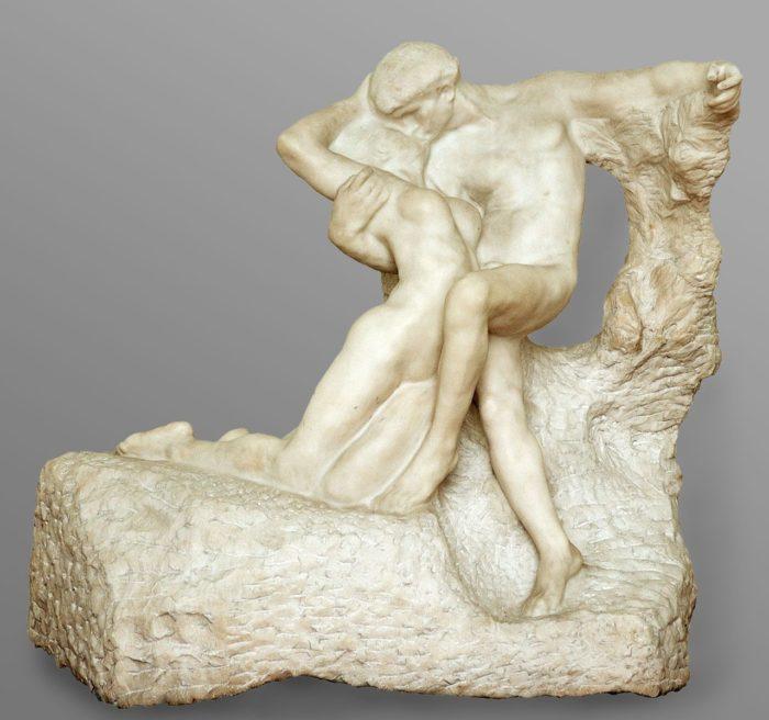 Auguste Rodin: Az örök tavasz, 1901