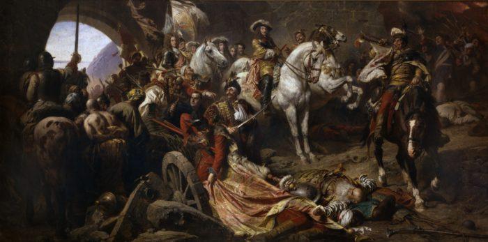 Benczúr Gyula: Budavár visszavétele 1686-ban, 1896
