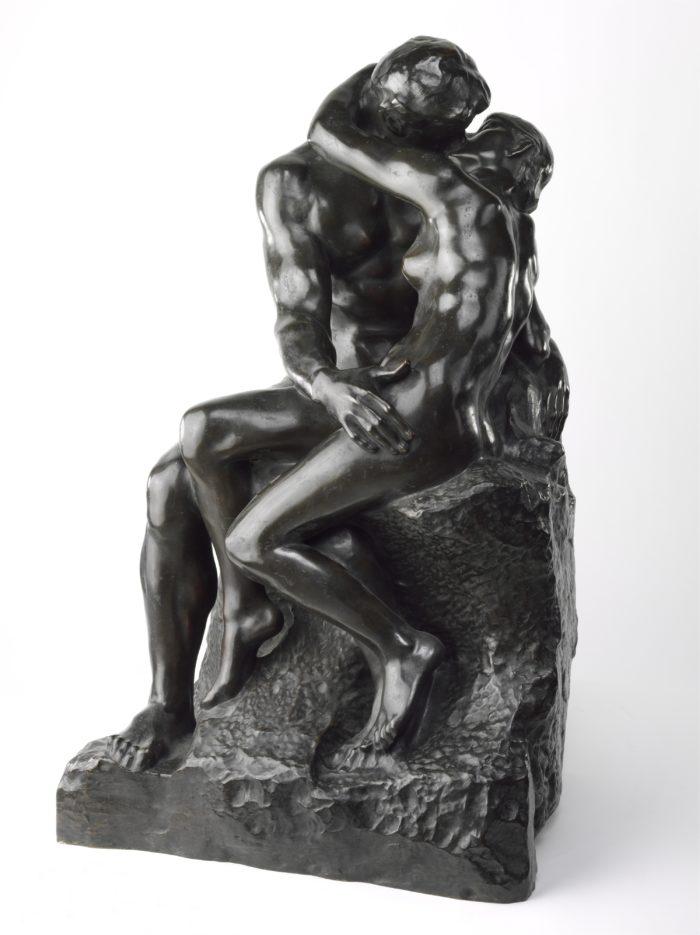 Auguste Rodin: Csók, 1884