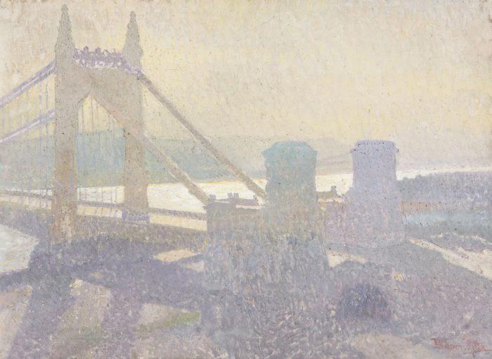 Boemm Ritta: Reggel, 1907