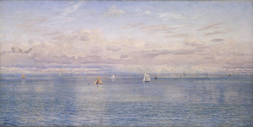 3_John Brett, Brittania's Realm, 1880